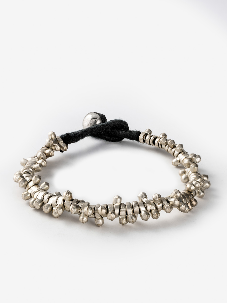 BELLO Bracelet  | Silver coating | Ilan Orbach