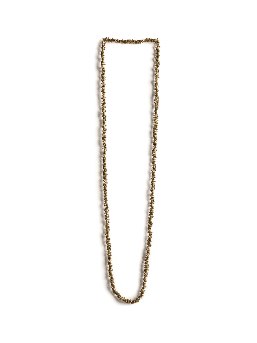 BELLO Necklace | Gold coating | Ilan Orbach
