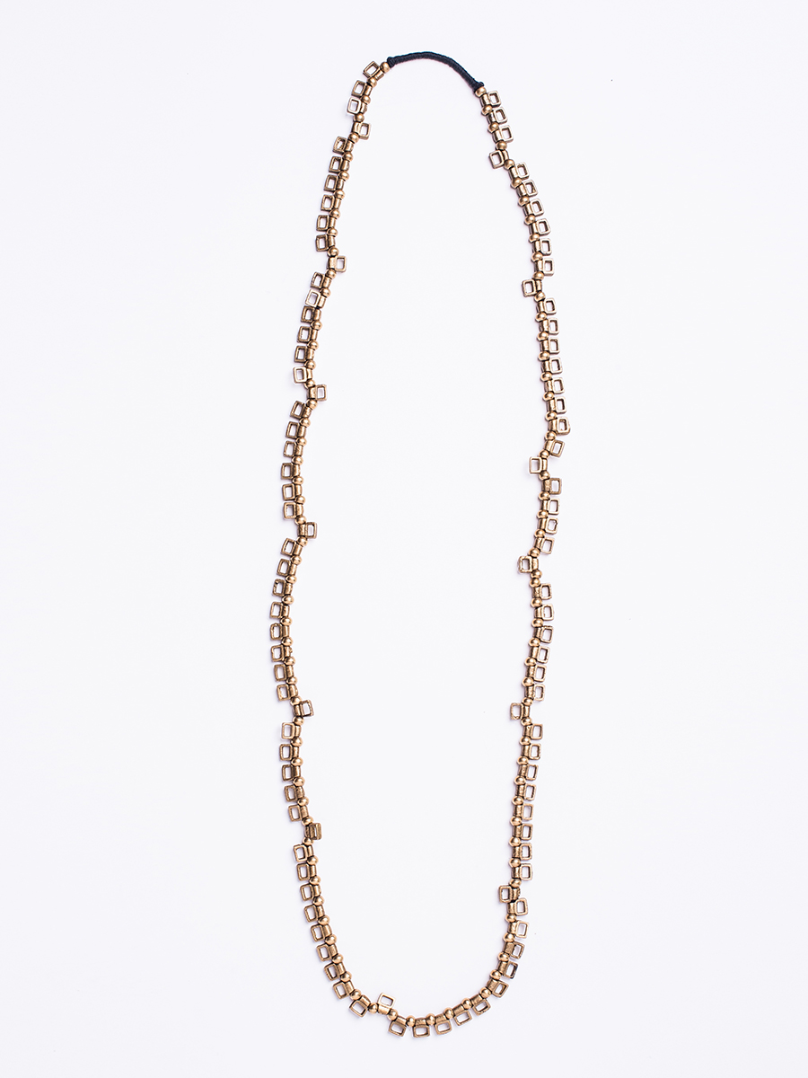 WIDO Necklace | Gold coating | Ilan Orbach