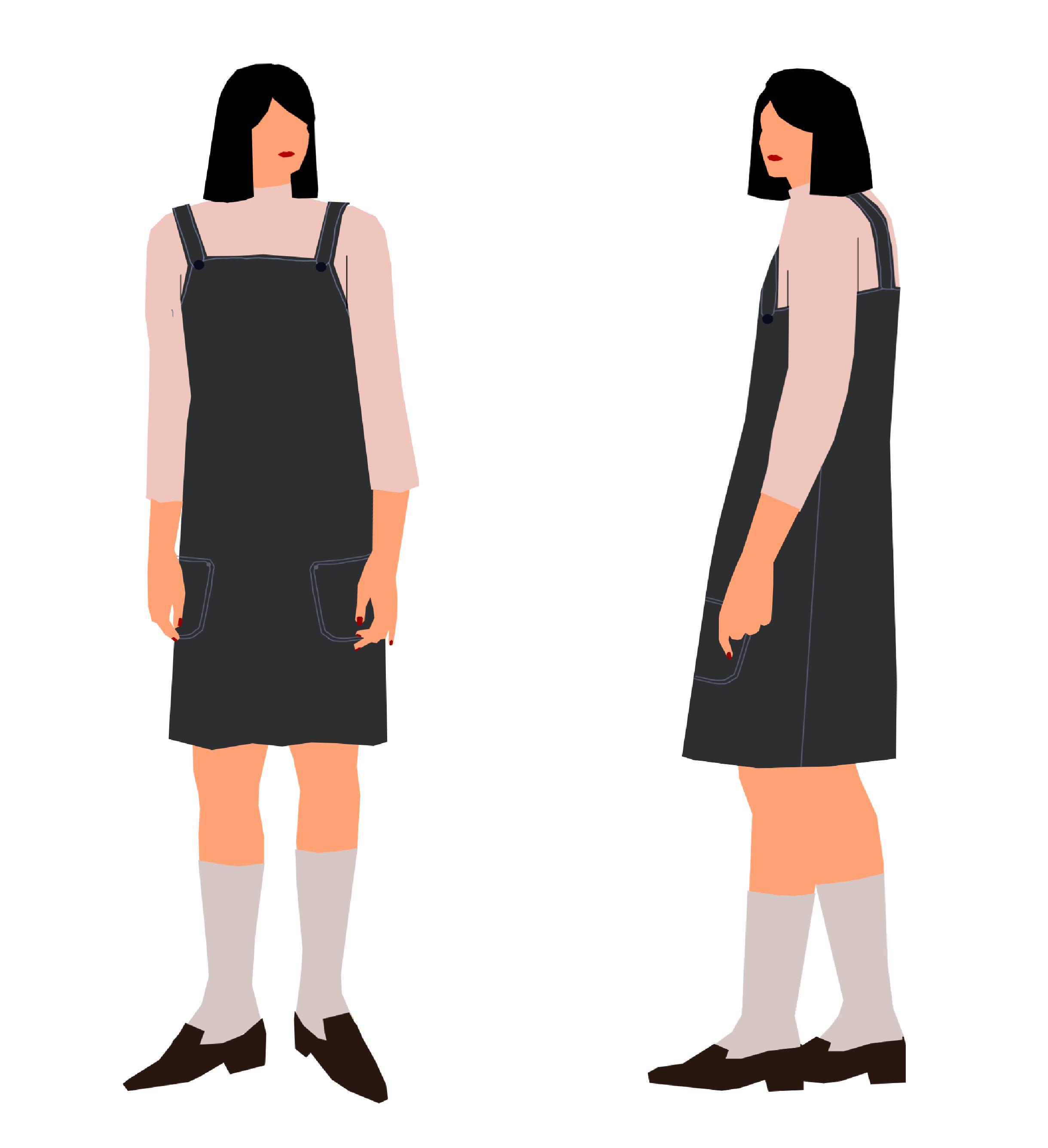 Yali Ziv dress