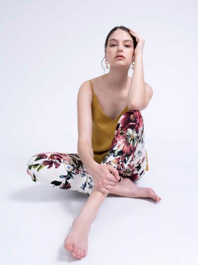 מכנסיים   AUDREY   פרחים