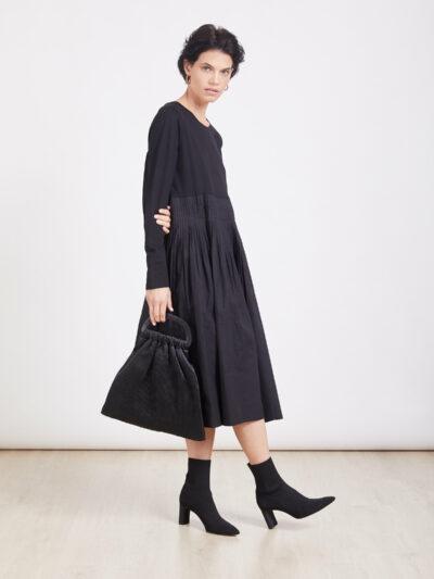 שמלה   BELLA   שחור