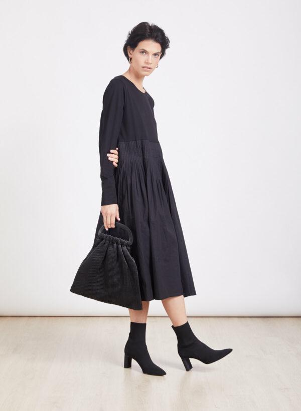 שמלה | BELLA | שחור