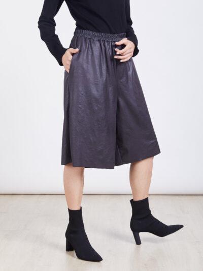 מכנסיים | MILAN | שחור