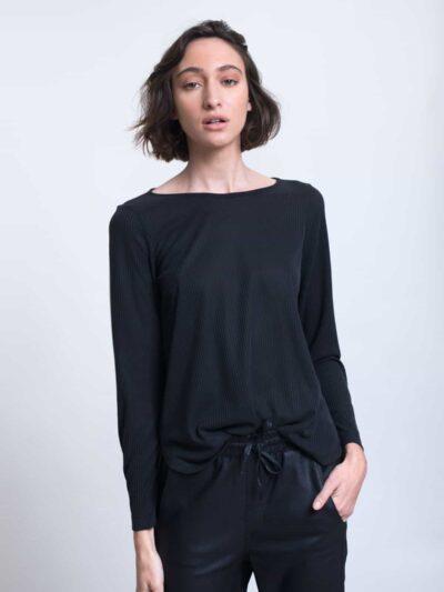 חולצה | NOAM | שחור | PreOrder