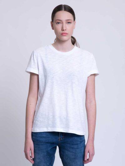 חולצה   T - Love   לבן
