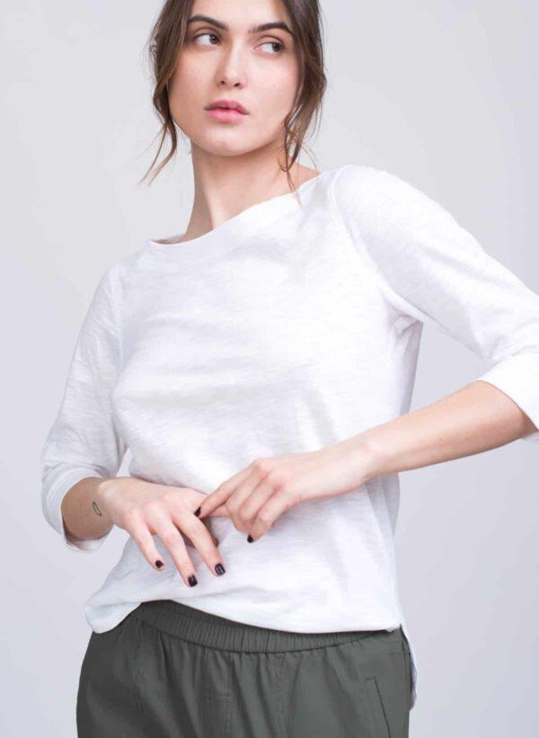 חולצה   TOTO S/20   לבן   PreOrder