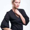 חולצה | CARMELA | שחור