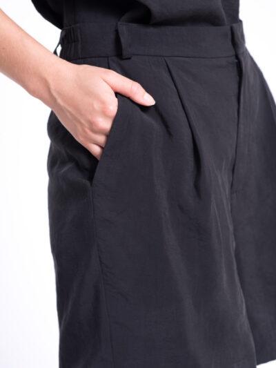 מכנסי ברמודה   GABRIEL   שחור   PreOrder